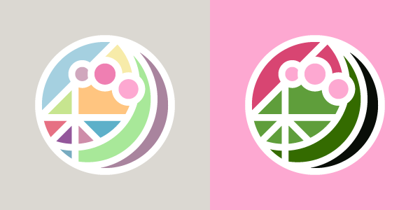 Color Palette Variations・カラーパレット