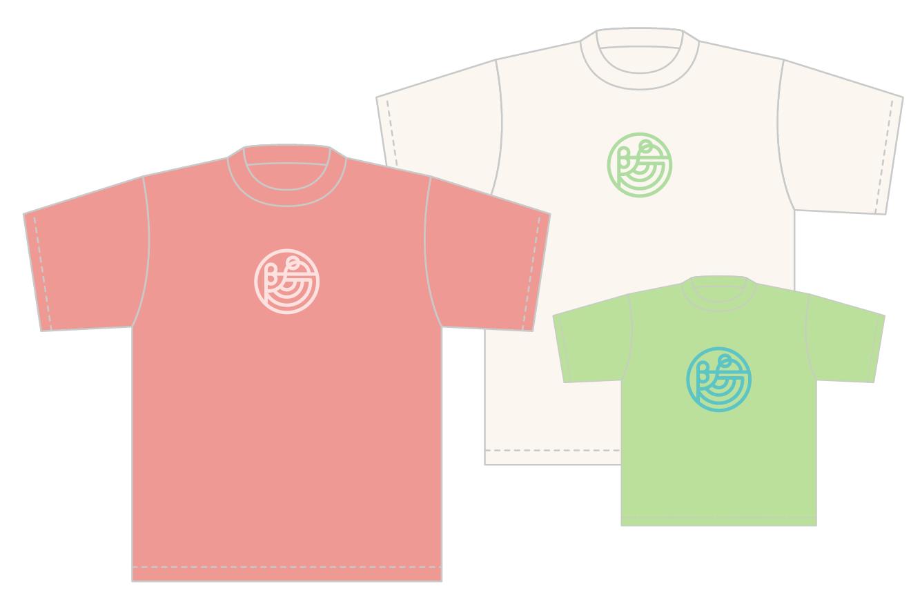 Team HARU: Family Tshirts Design・チーム「ハル」Tシャツデザイン