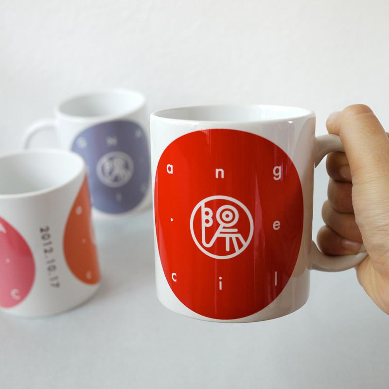 Personalized Mugs・オリジナルファミリーマグカップ