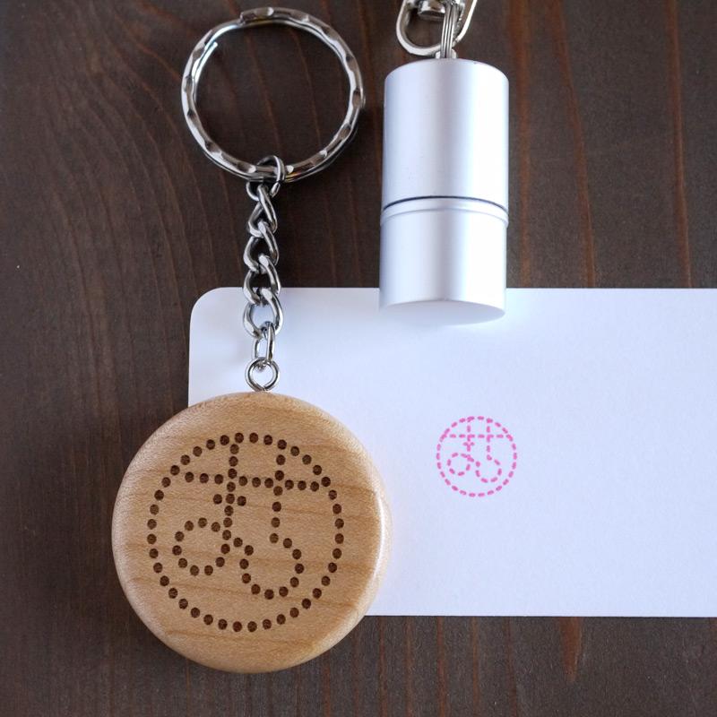 Key Fob & Key Stamp
