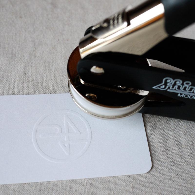 Shiny Embossing Seal・シャイニーエンボッサー30mm
