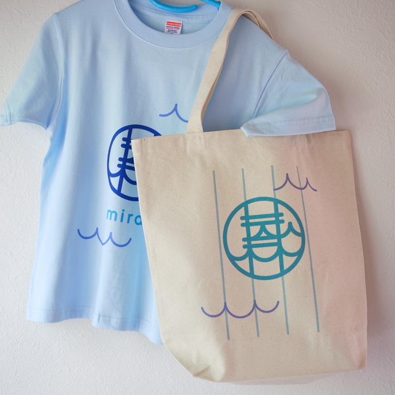 Original T-shirt & Tote Bag・オリジナルTシャツ&トートバッグ