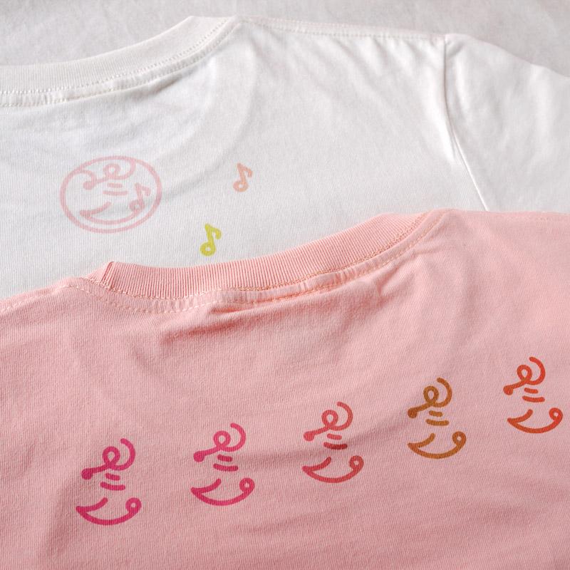 Custom T-Shirt・オリジナルTシャツ(背中)