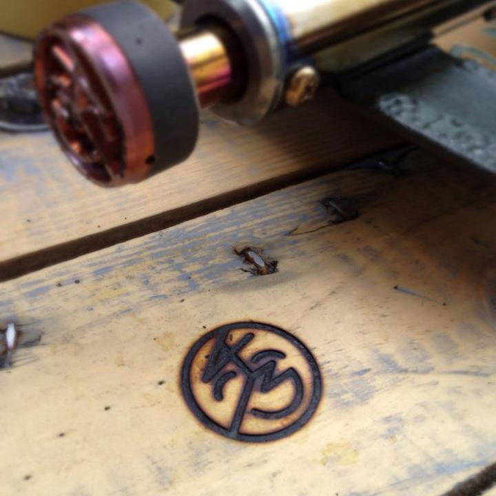 branding iron2・オリジナル焼き印