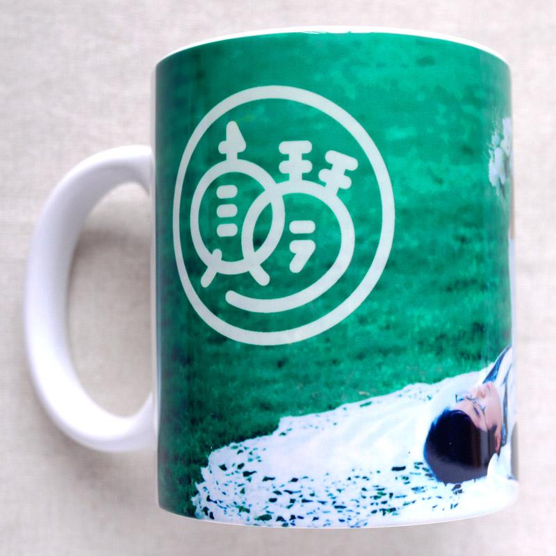 Personalized Photo Mugs・オリジナルマグカップ