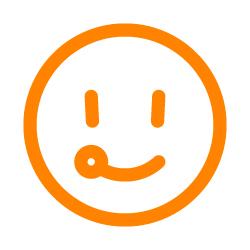 Logo Smiley・スマイリー!