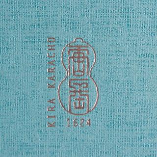 唐長(KIRA KARACHO)の紋:この篆刻文字をイメージ