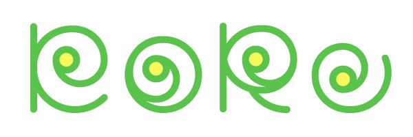 KORU オリジナルロゴ