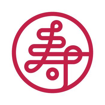 2015年賀状・寿紋・一筆書き