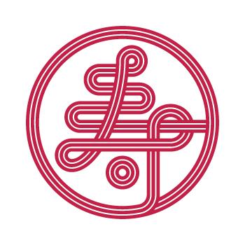 2015年賀状・寿紋・水引3本