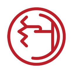 Theatre Akatsuki's NAMON: Personal Logo designed for Theatre Akatsuki