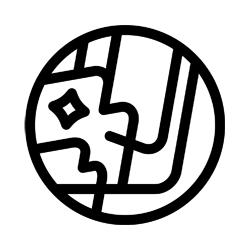 Atsushi's NAMON: Personal Logo designed for Atsushi