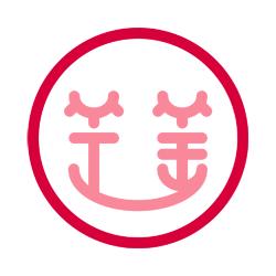 Haruka's NAMON: Personal Logo designed for Haruka