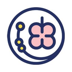 Michika's NAMON: Personal Logo designed for Michika