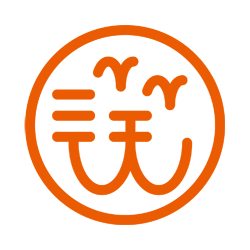 Mieko's NAMON: Personal Logo designed for Mieko