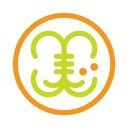 Miina's NAMON: Personal Logo designed for Miina
