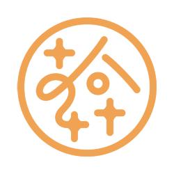 Mikiko's NAMON: Personal Logo designed for Mikiko