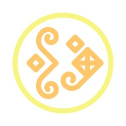 Sara's NAMON: Personal Logo designed for Sara