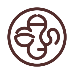 MASA・USHIO's NAMON: Personal Logo designed for MASA・USHIO
