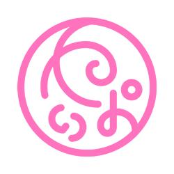 Yayoi's NAMON: Personal Logo designed for Yayoi