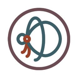 Yuriko's NAMON: Personal Logo designed for Yuriko